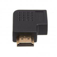 Adaptador HDMI Em L Macho x Fêmea Esquerda