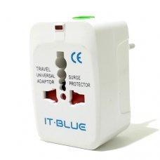 Adaptador de Tomada Universal LE-1055 IT-BLUE