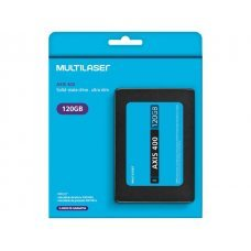 HD SSD 120GB 6Gb/s Sata 3 Multilaser AXIS400
