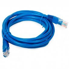 Cabo de Rede 10 Metros Cat6 Azul Plus Cable