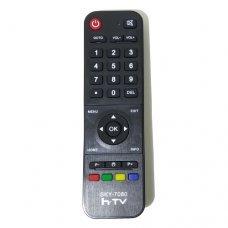 Controle Remoto H-TVbox 5 HTV 6 plus SKY-7080