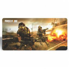 Mouse Pad Gamer Extra Grande Freefire Duo