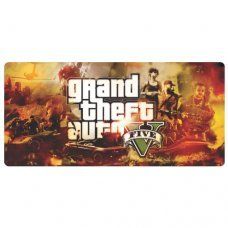 Mouse Pad Gamer Extra Grande Grand Theft