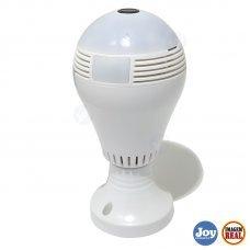 Câmera de Segurança Lampada Ip Panorâmica 3d Wi-fi 360 VRCAM