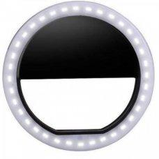 Ring Light de Celular para Selfie Câmera Frontal e Traseira XJ-01