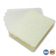 Plástico Polaseal para plastificação 80x110mm 100un