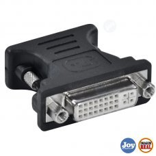 Conversor Adaptador DVI Fêmea para VGA Macho Vinik