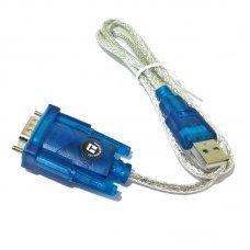 Cabo Adaptador USB para Serial RS232 80 cm SWZ