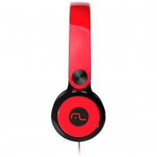 Headphone Stereo Xtream360 Vermelho PH083 Multilaser