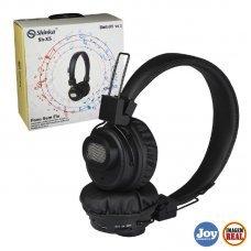 Headphone sem fio Preto Sh-X5 Shinka