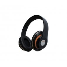 Headset com Microfone Bluetooth Balance Preto HS301 Oex
