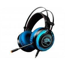 Headset com Microfone Gamer RGB ARS9 Kmex