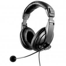 Headset com Microfone Giant Preto PH049 Multilaser