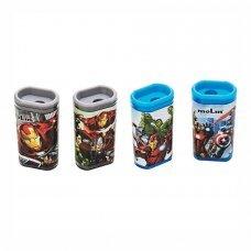 Apontador de Lápis com Depósito  Avengers 22275 Molin