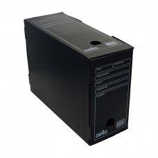 Arquivo Morto Preto 360x135x250mm Dello