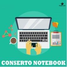 Conserto de Notebook Circuito Alimentação Memórias - Sem Imagem na Tela