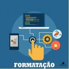 Formatação Com Backup de Dados