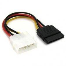Cabo de Força Sata 15cm PC-STF015 Plus Cable