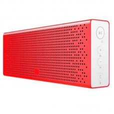 Caixa de Som Portátil Mi Bluetooth MDZ-26-DB 5W Vermelho Xiaomi