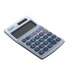 Calculadora 8 dígitos EL-240SAB Sharp