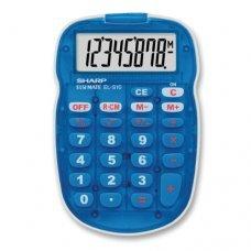 Calculadora 10 Dígito EL-S10B-BL Sharp