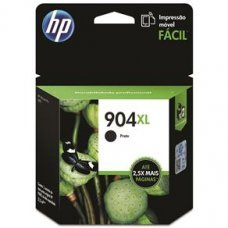 Cartucho HP 904XL Preto Original (T6M16AB) Para HP Officejet 6970