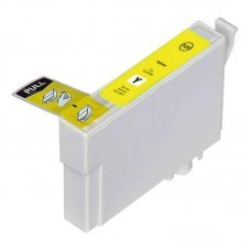 Cartucho de Tinta Epson 194 4 Amarelo Compatível 7ml T194420