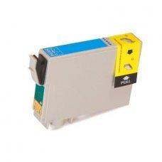 Cartucho Epson Compatível 825 Ciano Claro T082520 T082 R270 R390 RX590 1410 11ml