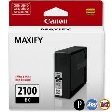 Cartucho de Tinta Canon Preto PGI-2100 Original 29.1ml
