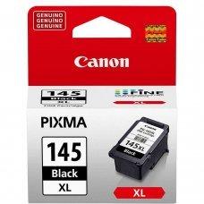 Cartucho de Tinta Canon Preto PG-145XL Original 12ml
