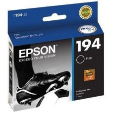 Cartucho de Tinta Epson 194-1 Preto Original 4ml T194120 - Expression XP214 XP204 XP104