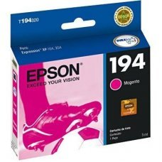 Cartucho de Tinta Epson 194-3 Magenta Original 3ml T194320 - Expression XP214 XP204 XP104
