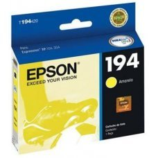 Cartucho de Tinta Epson 194-4 Amarelo Original 3ml T194420 - Expression XP214 XP204 XP104