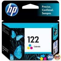 Cartucho HP 122 CH562HB Colorido Original