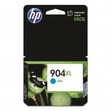 Cartucho HP 904XL Ciano Original (T6M04AB) Para HP Officejet 6970