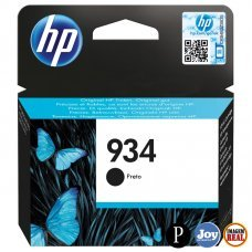 Cartucho HP 934 preto Original (C2P19AB) para HP Officejet 6830 6230