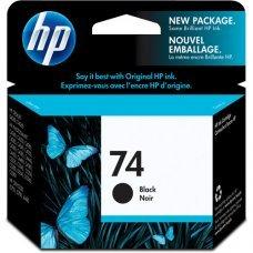 Cartucho HP 74 Preto Original (CB335WB) para HP Deskjet D4360 D4260 Photosmart C4424 C4440 C4524