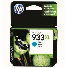 Cartucho HP 933XL Ciano Original (CN054AL) Para HP Officejet 7110