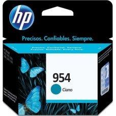 Cartucho HP 954 Ciano Original (L0S50AB) para HP Deskjet 7720 7740 8210 8710 8720