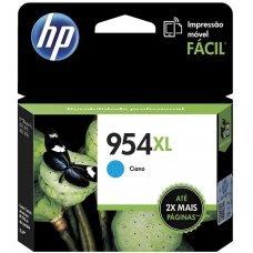Cartucho HP 954XL Ciano Original (L0S62AB) para HP Deskjet 7720 7740 8210 8710 8720