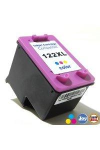 Cartucho HP 122XL Colorido Compatível 12ML