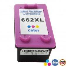 Cartucho HP 662XL Colorido Compatível 10ML