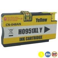 Cartucho HP 951XL Amarelo Compatível 27ML
