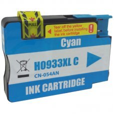 Cartucho HP 933XL Ciano Compatível Masterprint 17ml