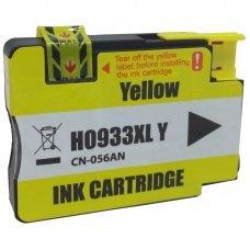 Cartucho HP 933XL Amarelo Compatível Masterprint 17ml