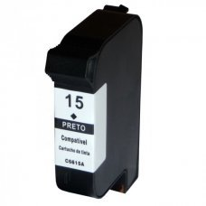 Cartucho HP 6615/645 Preto 39ML MasterPrint