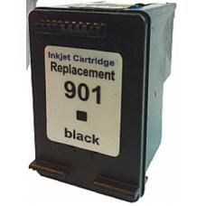 Cartucho Compatível HP 901XL Preto 14ML MasterPrint Officejet 4540 4550 4580 4660