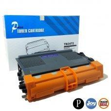 Toner Brother TN3472 72A Preto Compatível Premium 12K