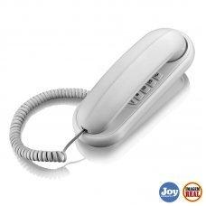 Telefone Gondola Mesa e Parede c/fio Branco TCF 1000 Elgin