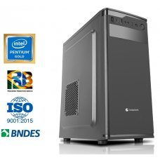 Computador Intel Core I5 9400f / GBA H310 / 4gb Ddr4 / SSD 512gb / 200w / G210 1gb